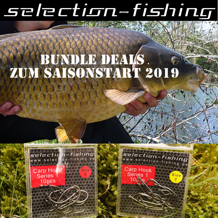 Werbung Selection Fishing - Mach dein Ding