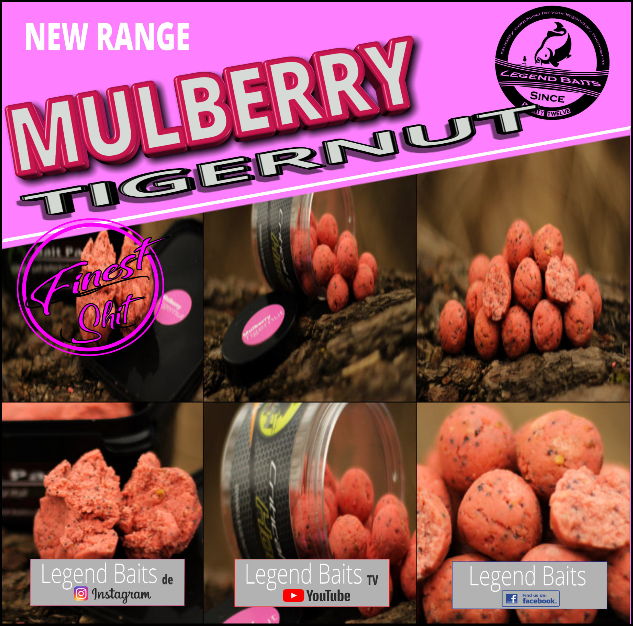 Anzeige Mulberry Tigernut - Ein Daytrip am Bach