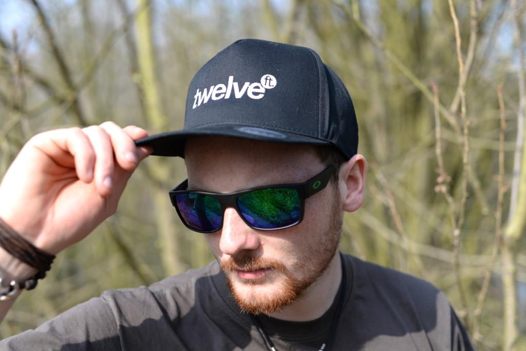 black image 1024x683 -  - twelveft. mützen, twelve ft. Caps, Snapback Caps