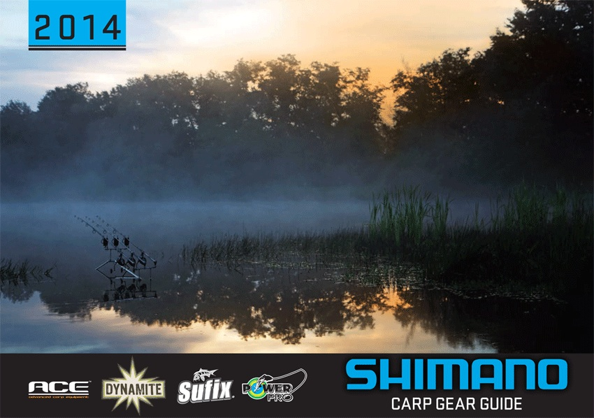 image10 - Shimano bringt 2014er Carp Gear Guide an den Start!