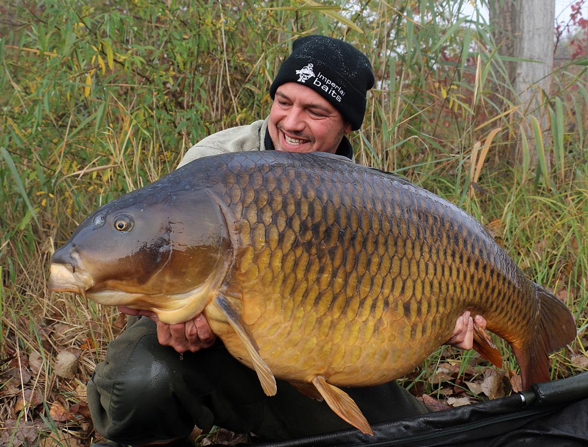 Stefan Uhrig - 31 kg für Stefan Uhrig