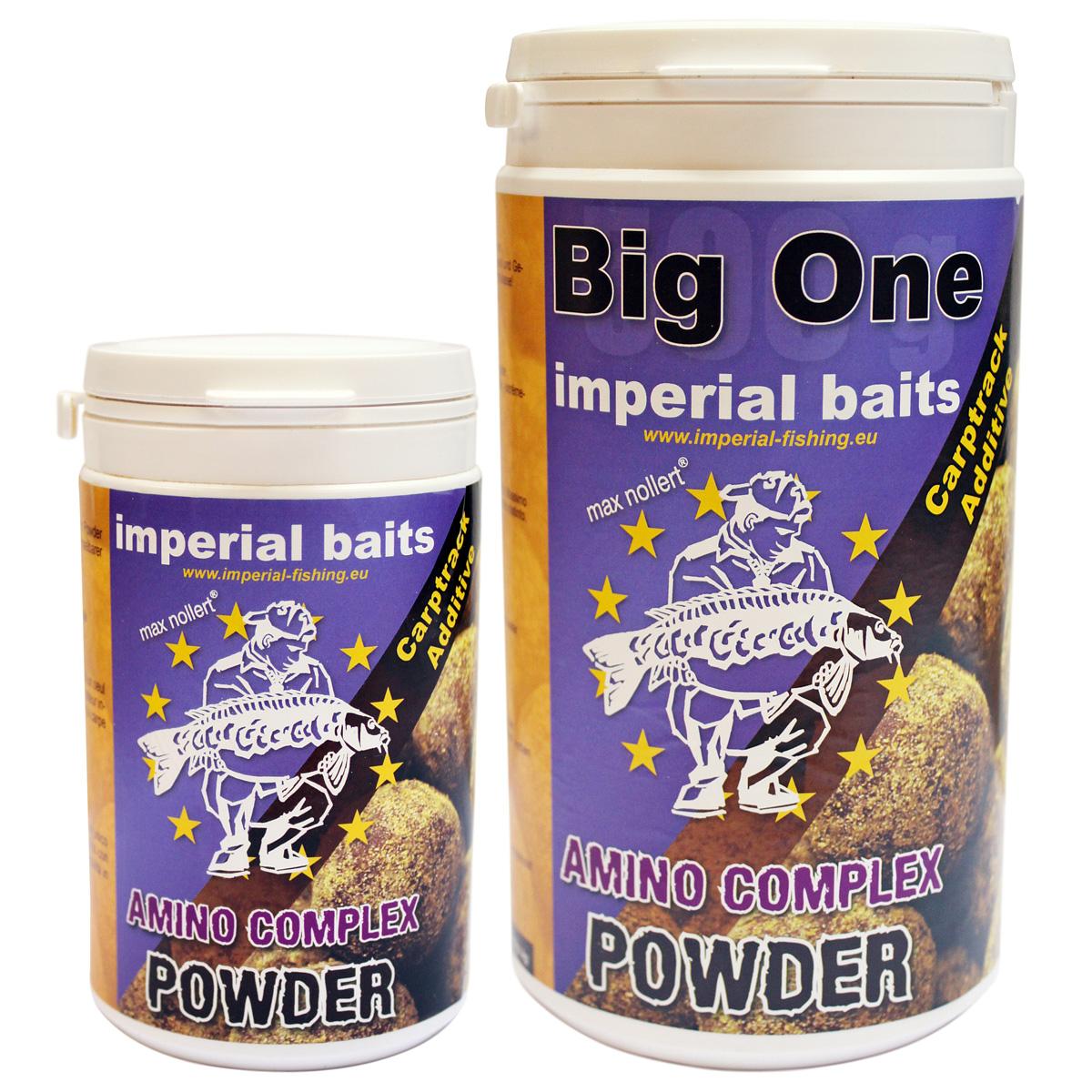 small und big zusammen - Produktvorstellung IB Amino Complex Powder