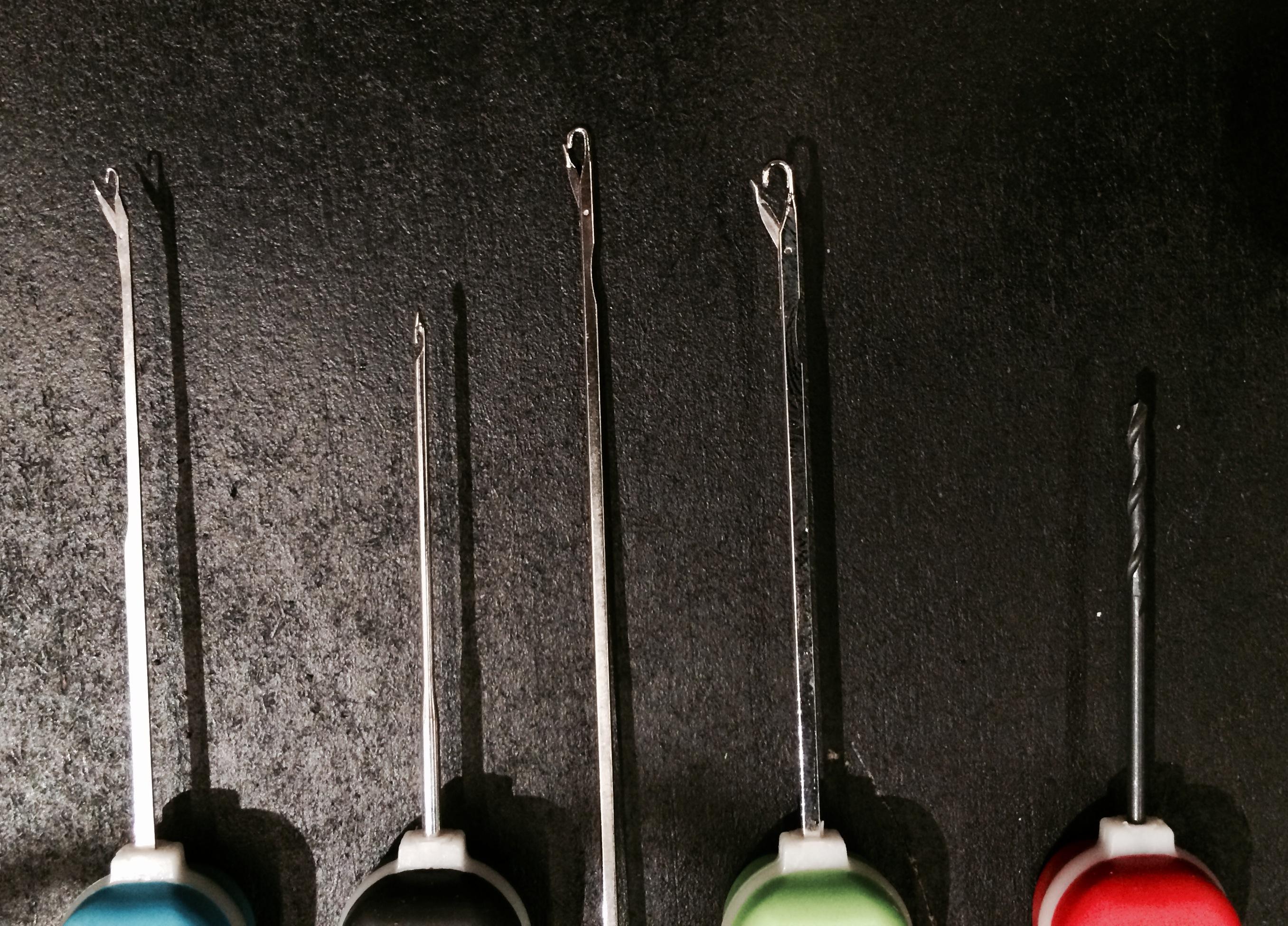 IMG 6541 -  - made in Germany, Endtackle, Carpleads.de, Carpfishing, Boilienadeln, Bleie, Bait tools