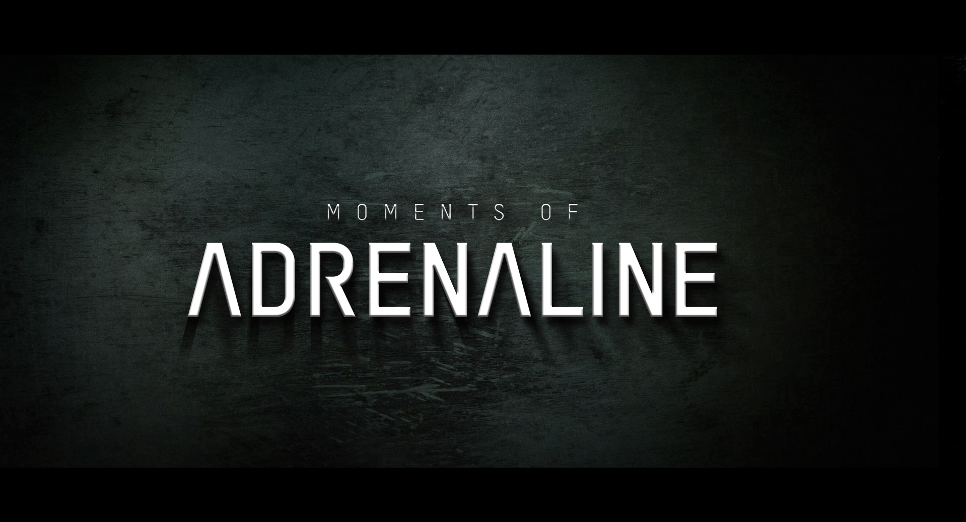 Screen5 - Moments of Adrenaline - DVD
