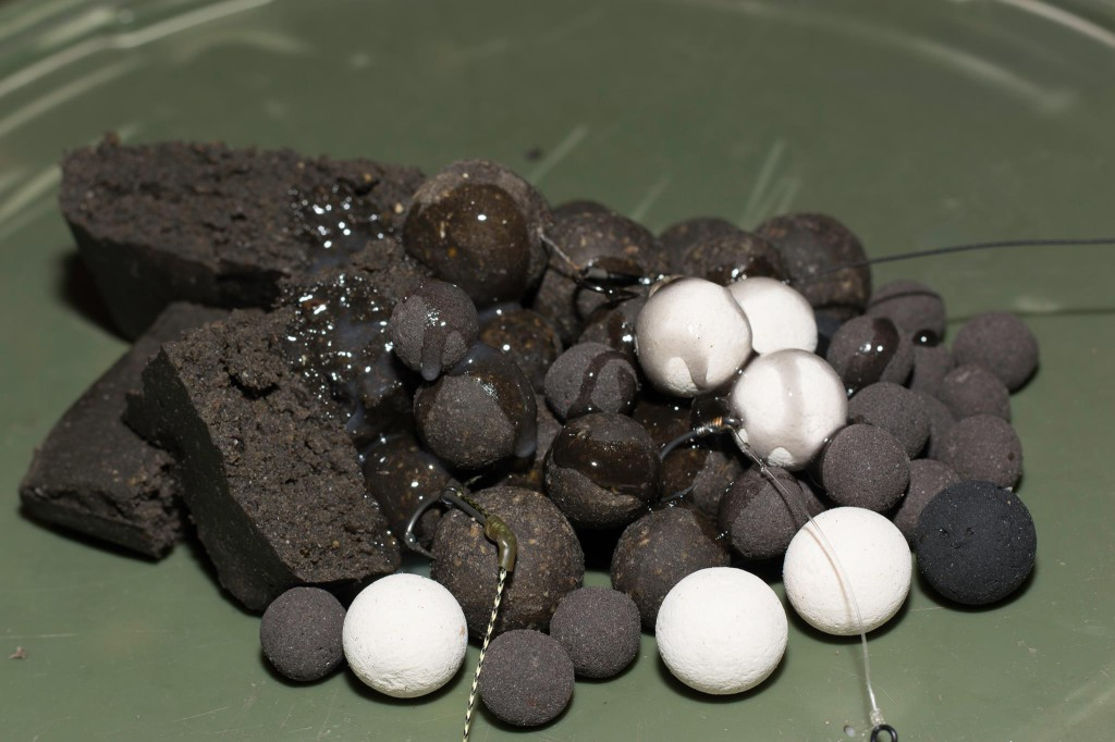 11215199 842460935834783 1538835046 o 1024x682 -  - Solid Range, schwarze Kugeln, Pop-ups, Liquids, HZ-Baits, boilies, black is back, Black Belachan