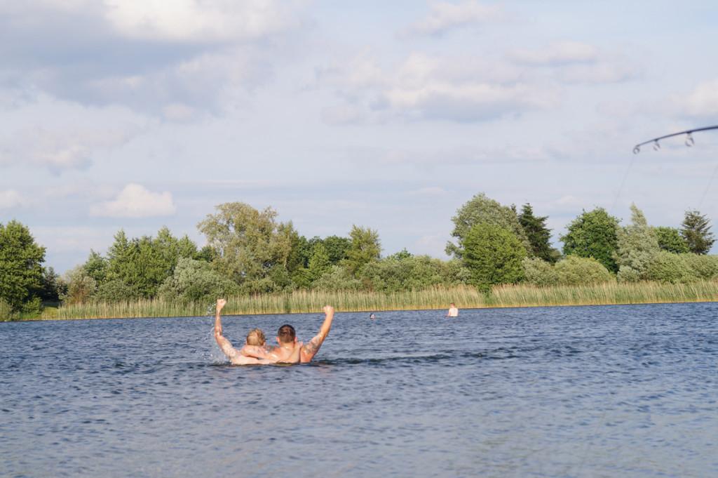 Gemeinsam zum Erfolg Kopie 1024x681 -  - Summerfeeling, Spass, Sommer, Sandbänke, Kraut, Gefangen, erfolg, Daniel Rose