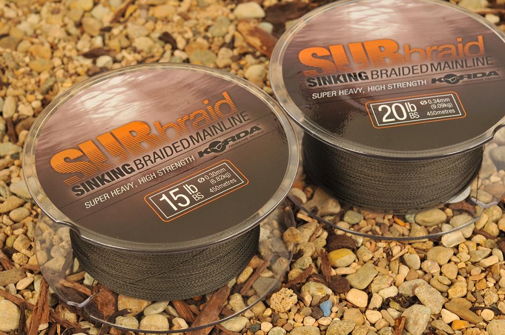 sub1 1024x680 -  - sub braid, Schnur, korda, Braid
