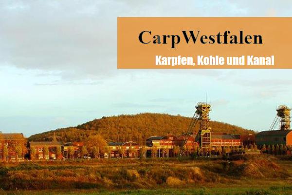 messe2 -  - Zeche, Westfalen, Ruhrpott, Kohle, Karpfenmesse, Karpfen, Kanal, Industrie, CarpWestfalen, Ahlen