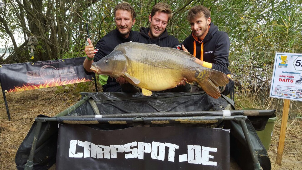 IMG 8676 1024x576 -  - WCC 2015, Resümee, Madine, HZ-Baits, frankreich, Competition, Big fish