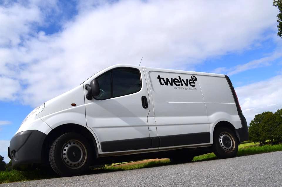 tw3 -  - weiss, twelve ft., Style, Marke, bulli, branding, Black, Aufkleber, 12ft.