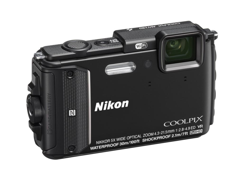 AW130 BK front34r lo w 1024x757 -  - Short Tackle, Nikon, Minimalism, Kurze Nächte, Keinen Bock auf Schleppen, fotos, AW130