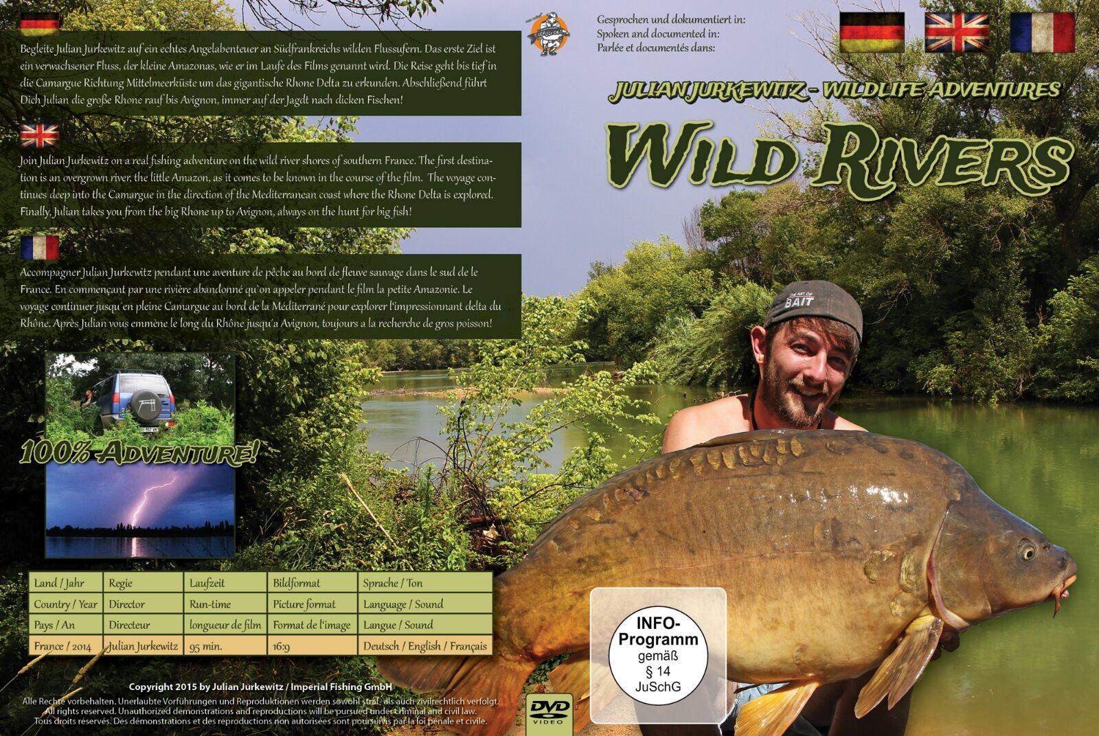 IMG 9213 -  - Wild Rivers, Real, julian jurkewitz, imperial fishing, frankreich, Fluss, Echt, DVD, Authentisch, angeln, Abenteuer