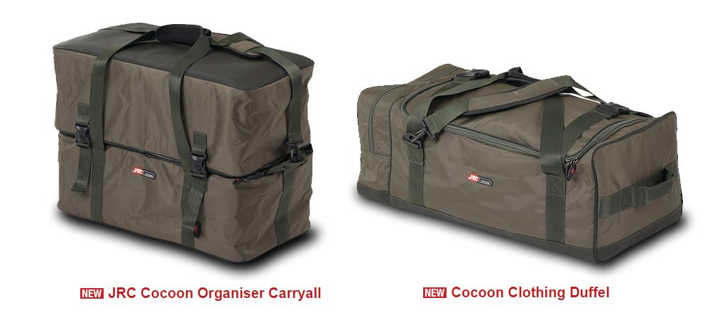 newjrc6 -  - verbessert, Taschen, neu, JRC, Cocoon, cases, Carryalls