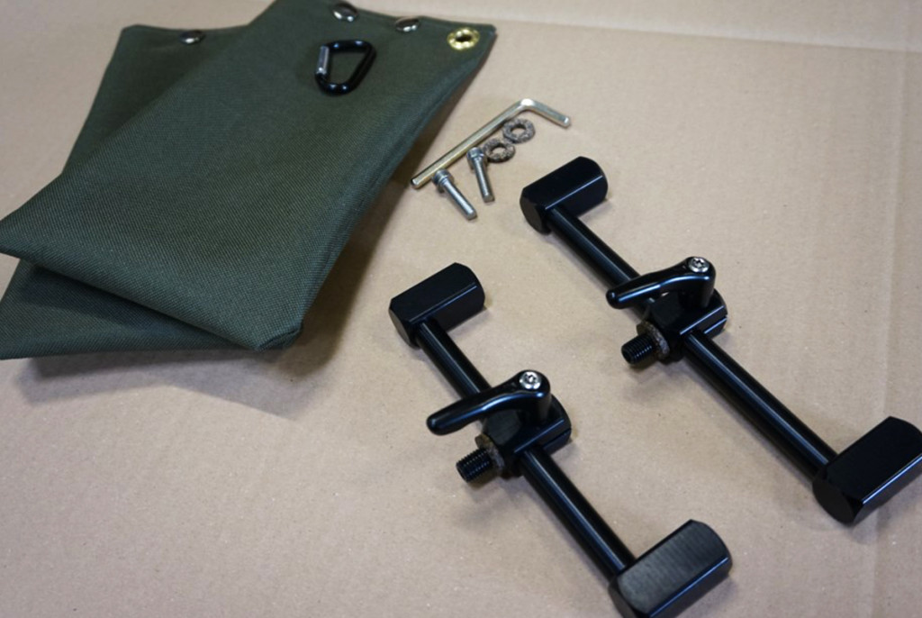 qct 5 1024x686 -  - QCTackle, QCT, new stuff, made in Germany, Buzzer Bars