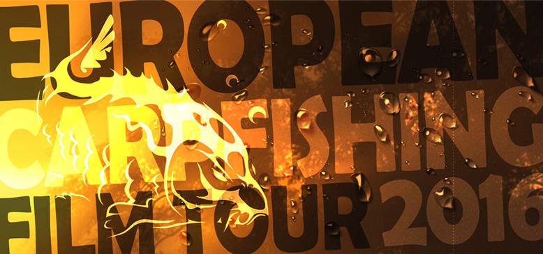 ecfft - European Carpfishing Film Tour: Karpfenangeln im Kino!