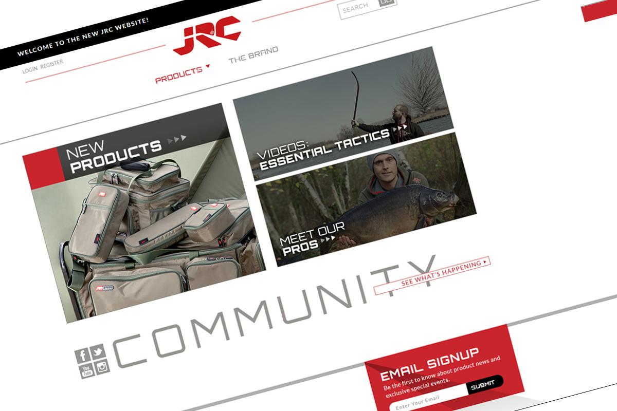 jrc11 - JRC mit neuem Webauftritt