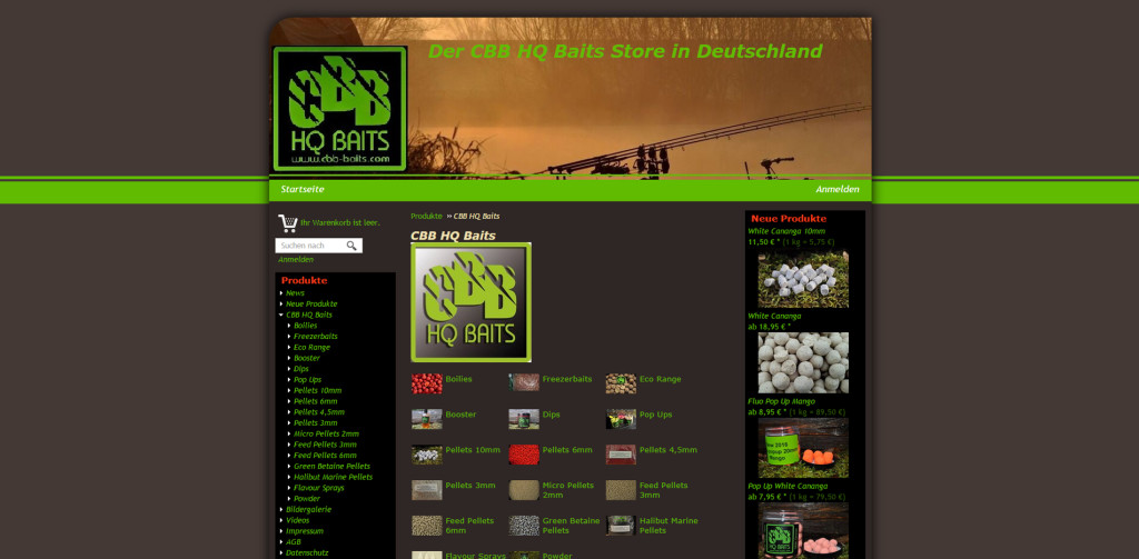cbbshop 1024x503 -  - Visueller Reiz, Pellets, news, Köderfirma, karpfenangeln, Karpfen, erfolg, CBB Baits, carp