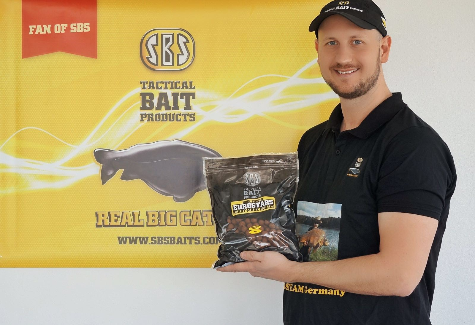 SBS Vorst. - SBS Baits Deutschland in neuer Hand
