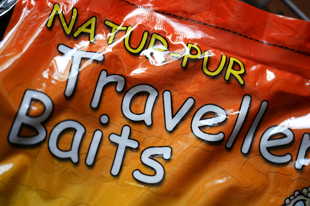 Successful Baits Traveller08 - CALAfrutti jetzt auch als Traveller erhältlich!
