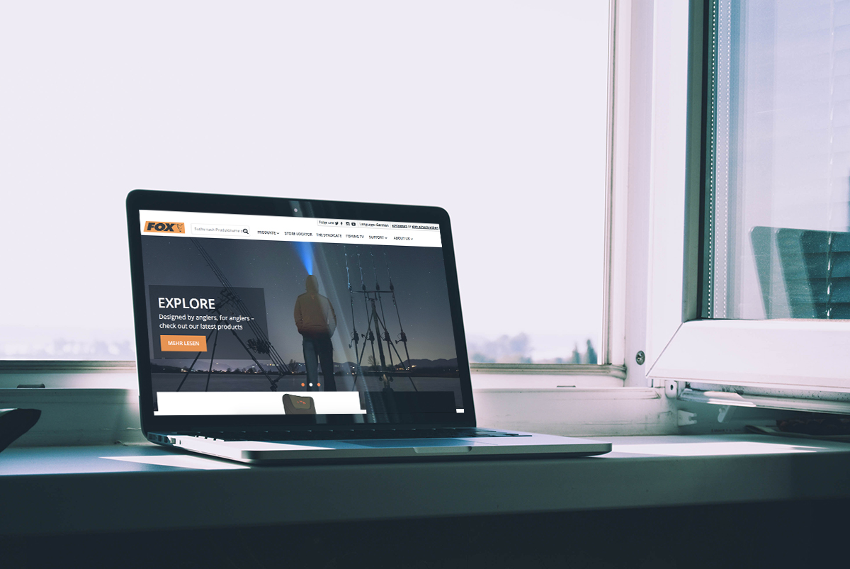 foxdesktop - Neue FOX-Webseite online