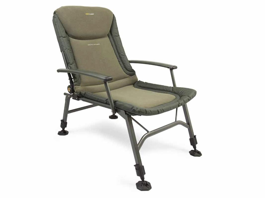 Avid4 -  - Megabite Chair, Benchmark Chair, Avid Carp