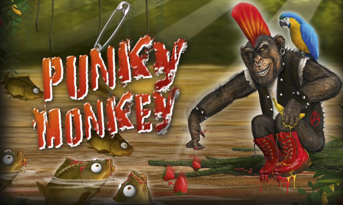 """20161023 Bildschirmfoto 2016 10 23 um 10.33.04 - Punky Monkey - Quantum Radicals """"Affenköder""""!"""
