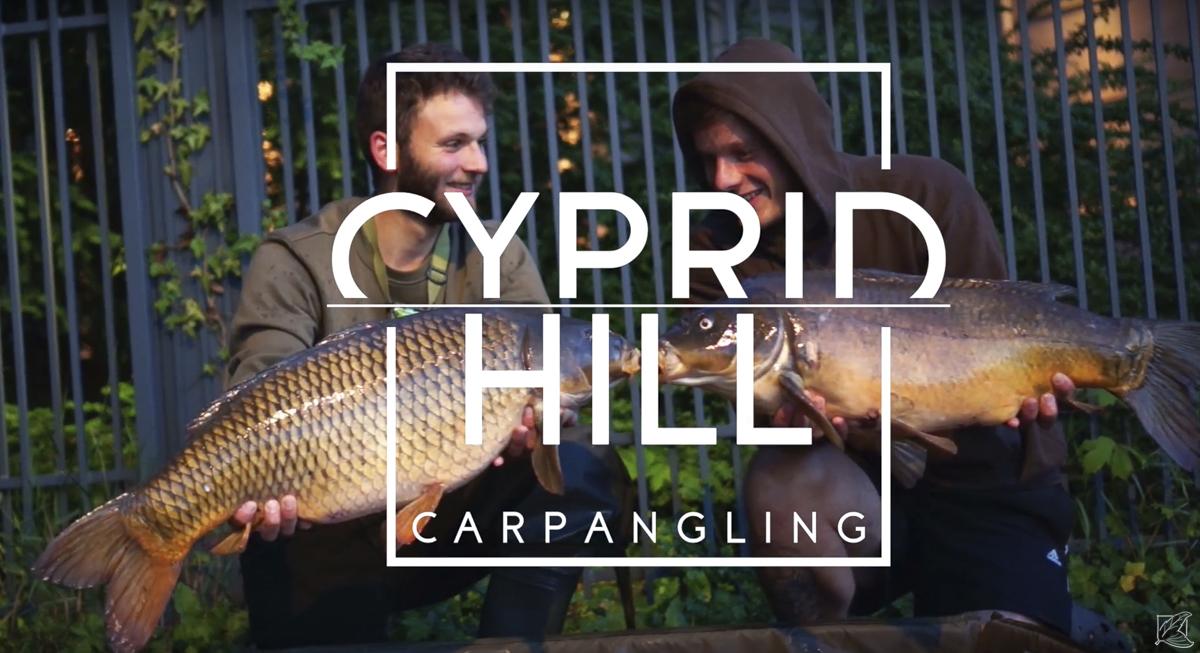CH - Cityfishing und zwar in der Hauptstadt - Begleitet Cyprid Hill...