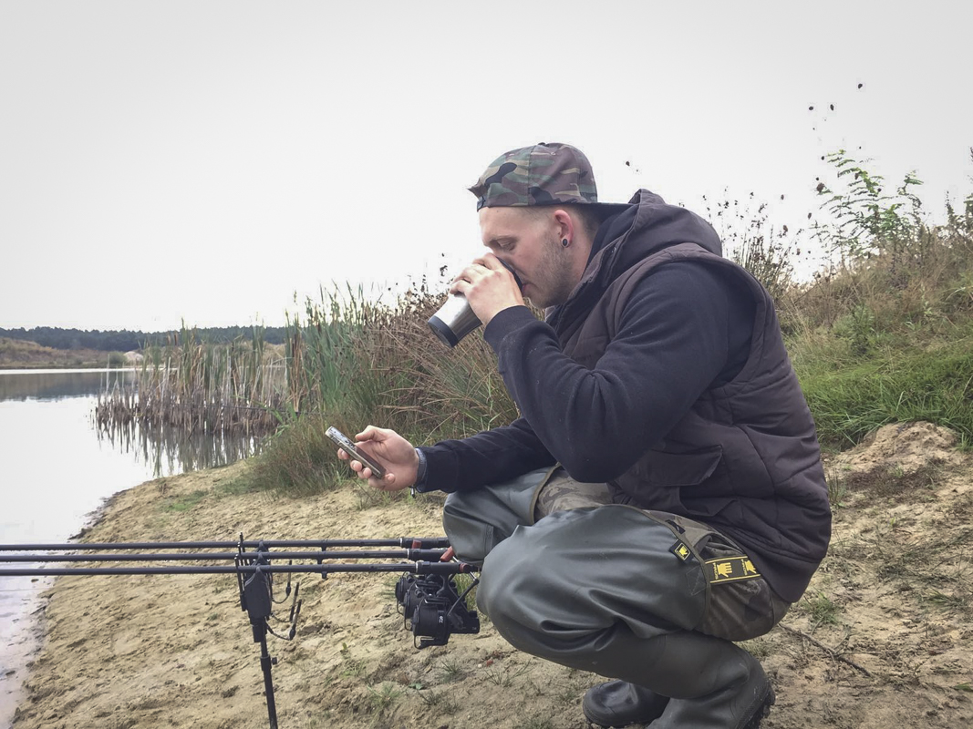 Mario Merkel 4 - GPS App für Angler - Mario Merkel nutzt Carpigate!