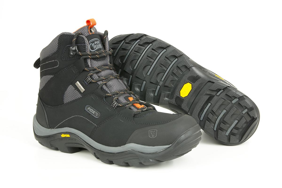 Schuhe Fox 3 - Footwear von Fox - Festes Schuhwerk für die kalten Monate!
