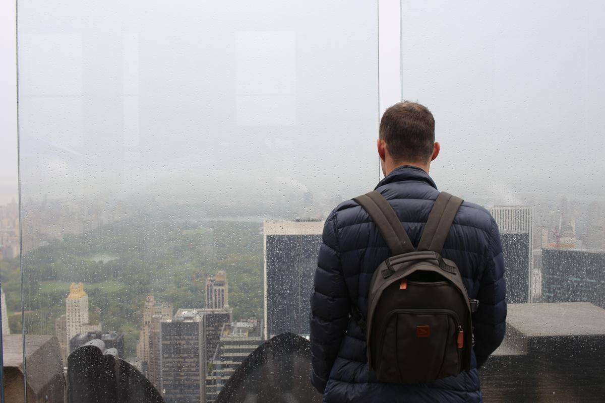 20160919 Blick auf Central Park -  - USA, Tellerrand adé, New York, Karpfenangeln in den USA, Ivelin Petrov, Felix Scholli, Ausgabe 9