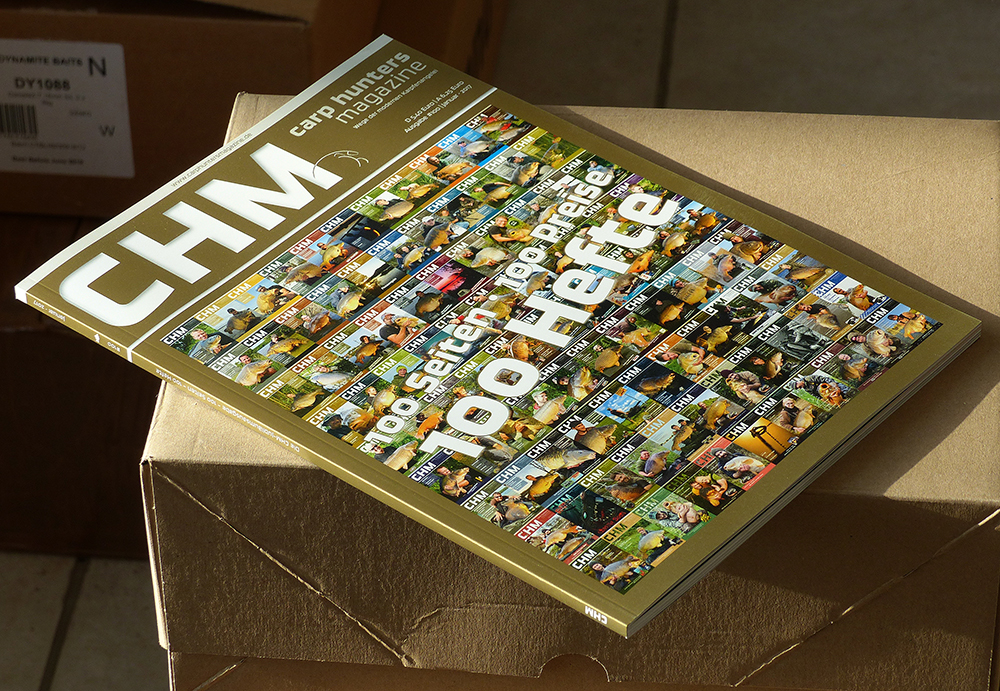 Image - CHM feiert das 100 ste Magazin!