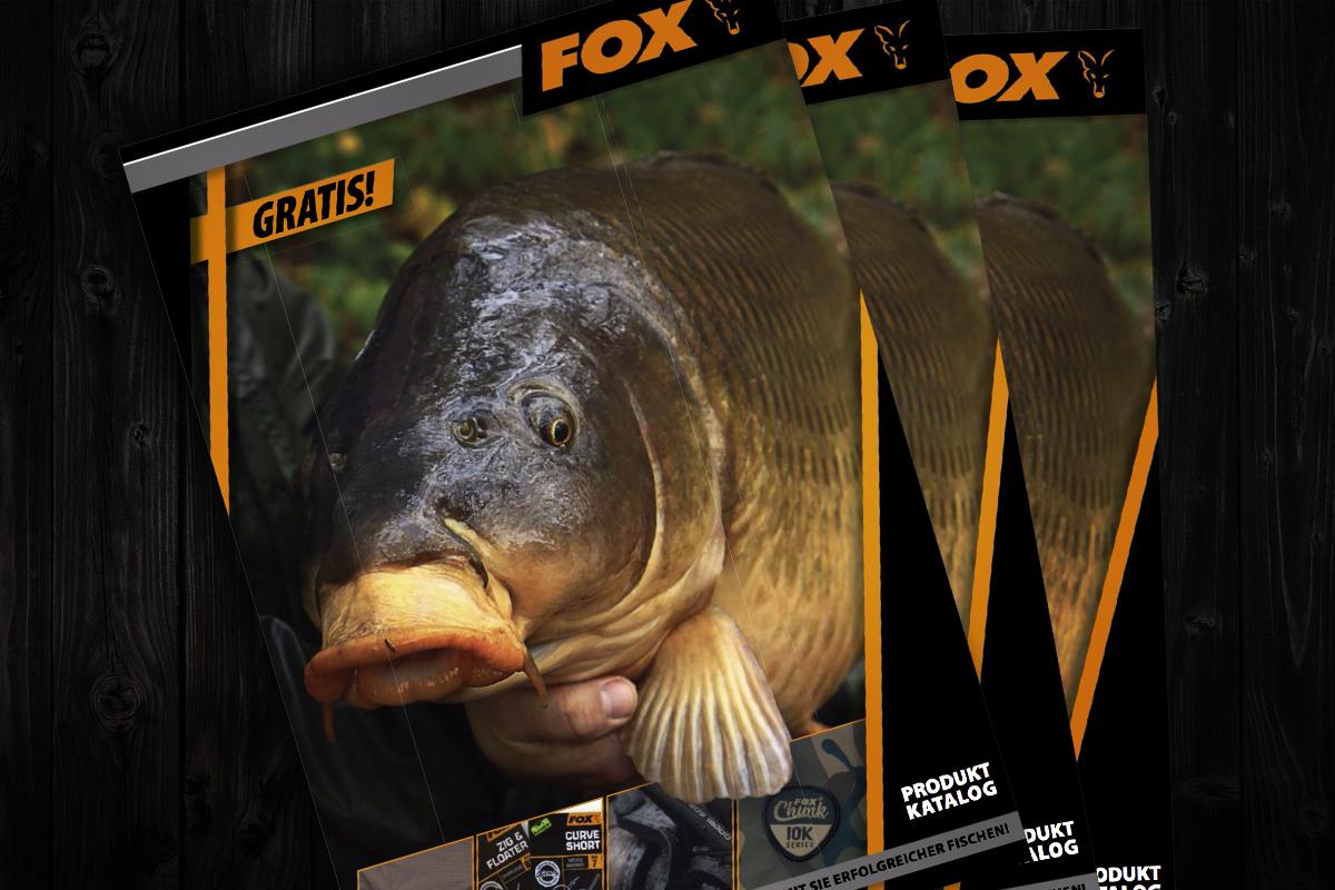 foxkat - Neuer Fox Katalog verfügbar!