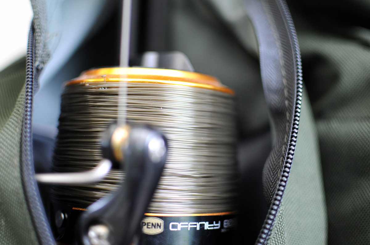 DSC 6321 -  - twelve ft., Test, Rollen, Purefishing, Penn fishing, PENN, KL-Angelsport, Affinity test, Affinity 2