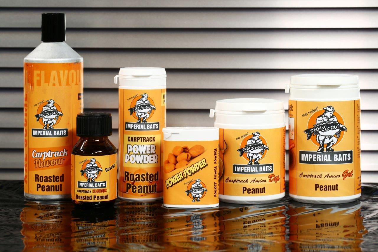 IB Carptrack Roasted Peanut Additivs -  - Tutti-Frutti, Scopex Butter, Roasted Peanut, Newcomer, Imperial-Baits, Carptrack Power Powders, Carptrack Flavour, Amino Gel, Amino Dip