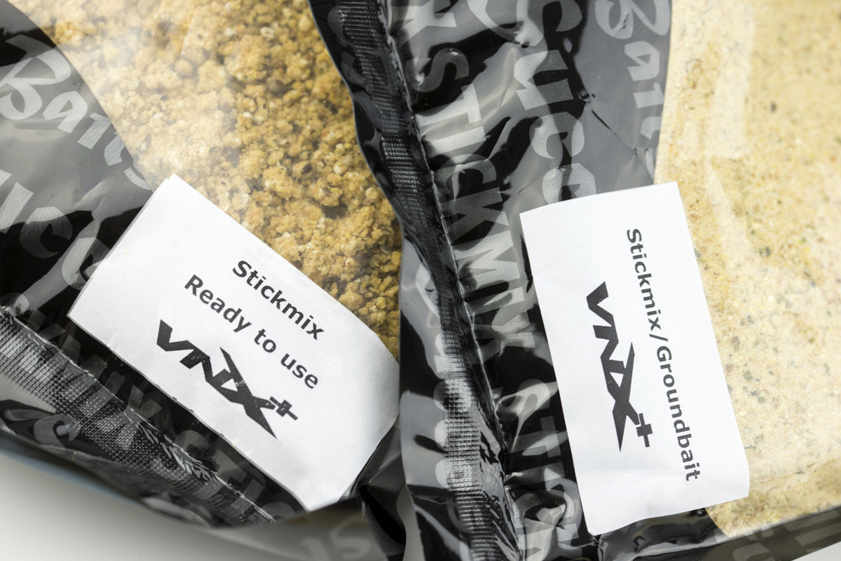 Successful Baits VNX Stickmixe Groundbait - Für schnellen Erfolg – Successful Baits VNX+ Ground- und Stickmixe