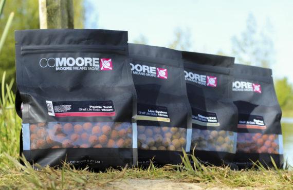 CC Moore Produkte künftig im schwarzmatten Style!