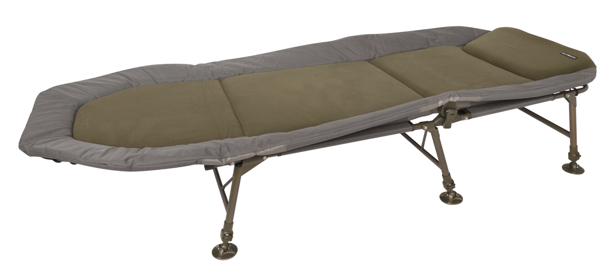 6538 101 003P -  - Strategy, Spro Strategy, Spro, Outback 6-Leg Dreamer Bedchair, Outback, Bedchair