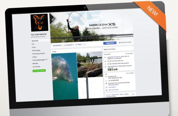 fox facebookseite 570x370 - Fox Deutschland mit eigener Facebookseite