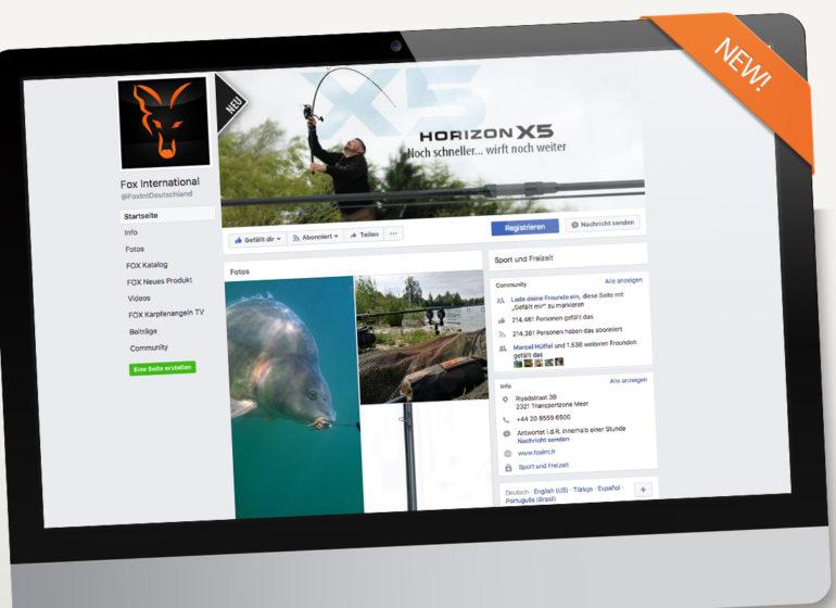 fox facebookseite 770x560 - Fox Deutschland mit eigener Facebookseite