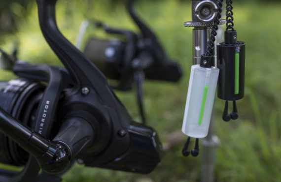 Im 12 ft. Test – Korda Black & White Bobbins