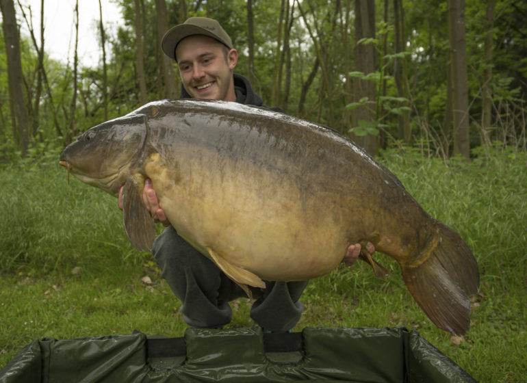 Sommerfang 770x560 - Sommer! Sonne! Success! - Beim Team Successful Baits