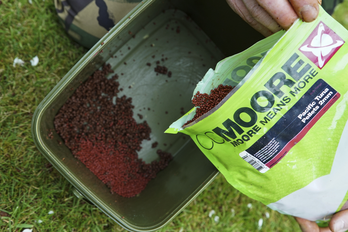 2 -  - Pacific Tuna Pellets, Krill Meal, Krill Amino Compound, Krill, Killer Krill Balls, CC Moore