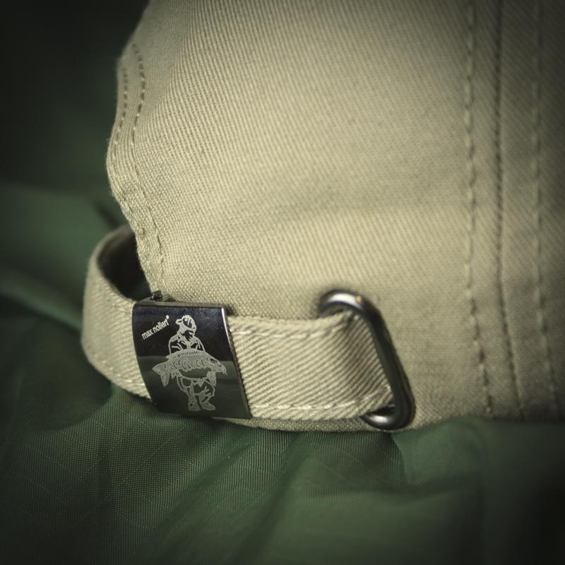 20170816 IB The Cap Detail 2 -  - The Art of Bait, Kopfbedeckung, Imperial-Baits, IB Cap, cap