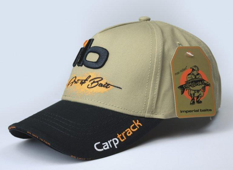 20170816 IB The Cap label 1 770x560 - New IB Cap! - The Art of Bait