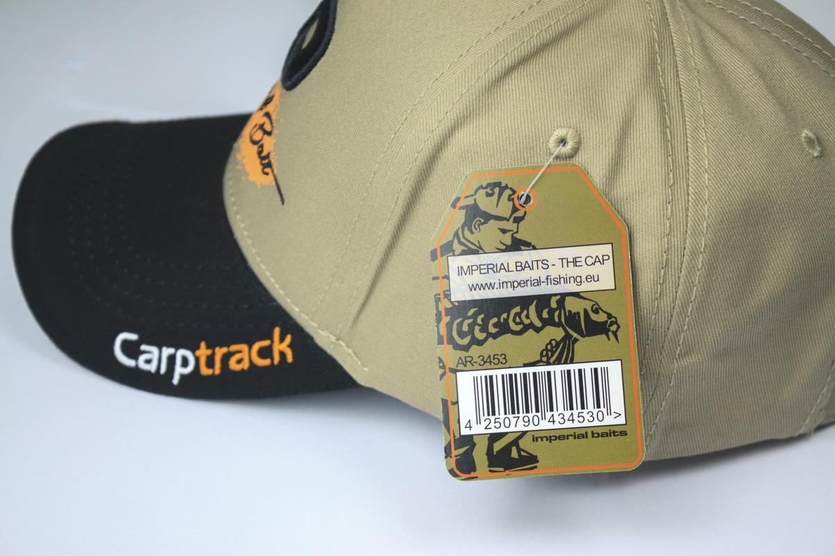20170816 IB The Cap label 2 -  - The Art of Bait, Kopfbedeckung, Imperial-Baits, IB Cap, cap