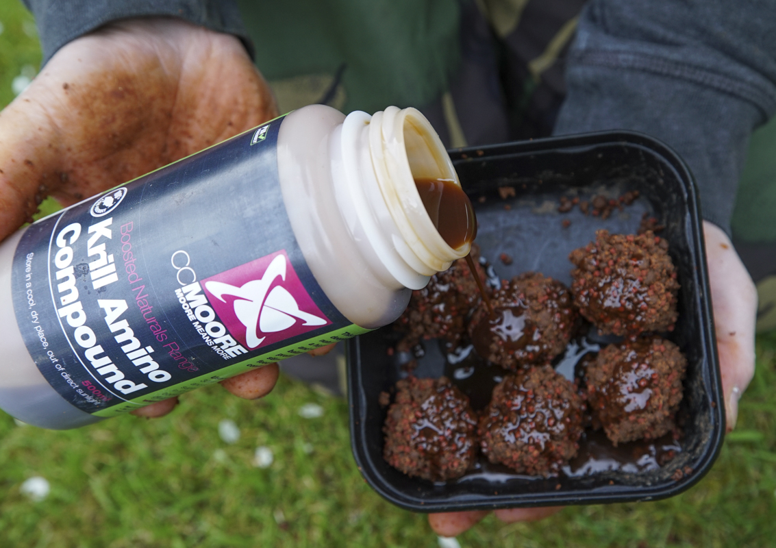 5 -  - Pacific Tuna Pellets, Krill Meal, Krill Amino Compound, Krill, Killer Krill Balls, CC Moore