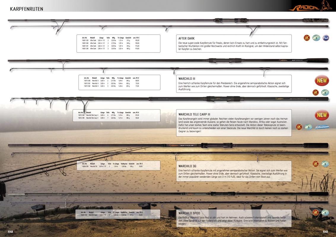 Bildschirmfoto 2017 09 13 um 13.29.16 -  - Warchild Tele Carp III, Radical Rastafari Range, Radical, Quantum Radical, New Products, Neuer Katalog, Catalogue, 2018