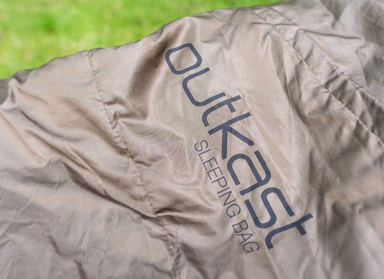 DSC0235 770x560 - Vorgestellt! - Chub Outkast Sleeping Bag