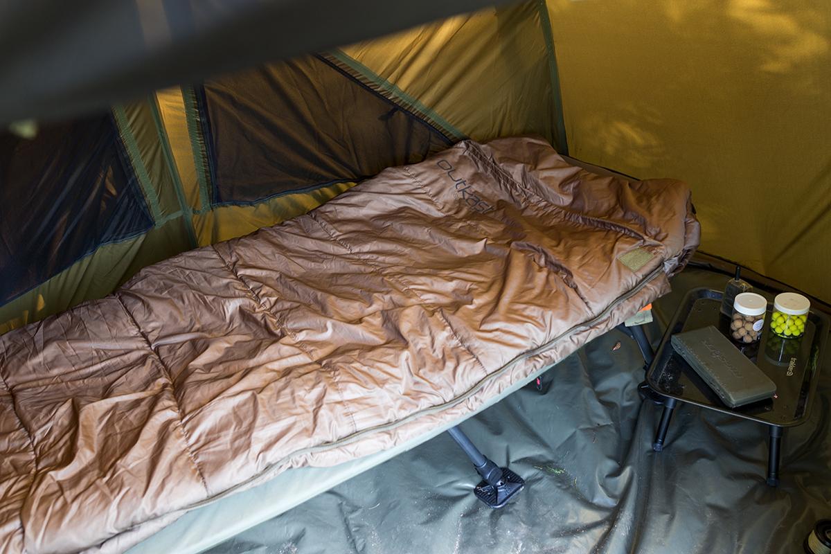 DSC0240 -  - Vorstellung, Sleeping Bag, Schlafsack, Outkast Sleeping Bag, Chub fishing, chub