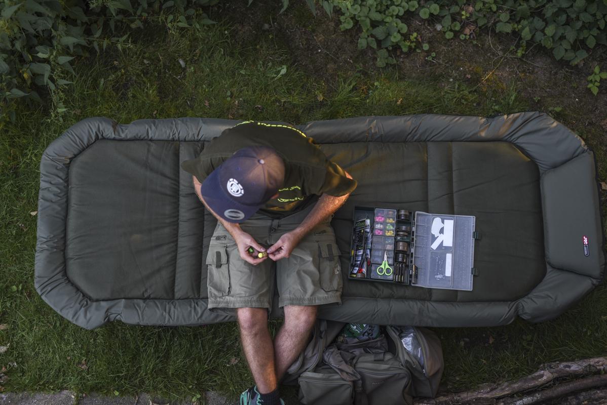 Gemütlicher Schlafplatz mit Fischsicht? - Was taugt das JRC Cocoon 2G Levelbed?